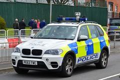 PE63 TWC (S11 AUN) Tags: car traffic 4x4 police bmw vehicle motor roads emergency unit 999 x5 merseyside rpu policing patrols anpr northwestmotorwaypolicegroup nwmpg pe63twc