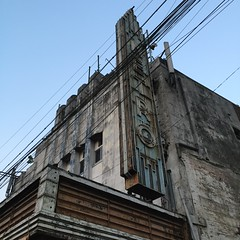 Metro Cinema[2016] (gang_m) Tags: ロケ地 filminglocation 映画館 cinema theatre 建築 architecture artdeco アール・デコ gunday インド kolkata2016 india kolkata calcutta コルカタ カルカッタ