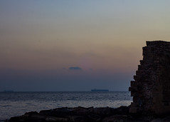IMG_5080 (fornash) Tags: travel sea night israel nightphoto acre akko mediterranian