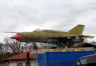 24+30 MiG-21 Staffelde 23-03-16