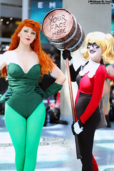 IMG_2753 (willdleeesq) Tags: cosplay cosplayer dccomics poisonivy harleyquinn cosplayers wondercon wcla wonderconlosangeles wondercon2016 wc2016 wonderconla wcla2016