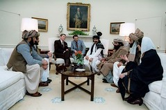 Ronald Reagan meeting with Mujahideen in White House, February 1983 [3000x1996] #HistoryPorn #history #retro http://ift.tt/1rgSYsD (Histolines) Tags: white house history ronald with meeting retro reagan timeline 1983 february vinatage mujahideen historyporn histolines 3000x1996 httpifttt1rgsysd