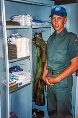 1992 UNIFIL - Order (Normann Photography) Tags: lebanon proud soldier order un locker service 1992 libanon norwegianarmy unifil unitednationsinterimforcesinlebanon fntjeneste