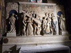 El bon rei Renat (Bertran de Seva) Tags: sculpture art church catholicism glise vaucluse renaisance viacrucis occitnia provena escutura avinhon aviny renaixement vauclusa valclusa comtatvenaiss comtatvenaicin