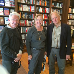 at Ben McNally's bookstore on Authors For Indies Day (stephenweir) Tags: ben mc aid sixty globeandmail ianbrown wholenote benmcnally boyinthemoon torontoauthor barbaramcdougall rbctaylorprize benmcnallysbookstore paulfarrelly globeandmailcolumnist authorsforindiesday