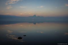 Por fin amanece (SantiMB.Photos) Tags: autumn reflection sunrise geotagged lagoon amanecer reflejo otoo laguna francia fra languedocroussillon fitou leucate 2ig 2tumblr sal18250 portfitou 2blogger geo:lat=4287315716 geo:lon=299854875