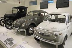 2016-031333 (bubbahop) Tags: vienna wien cars ford museum volkswagen austria model fiat beetle technical modelt puch roadster steyr 2016 500d technisches europetrip33