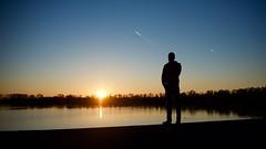 D700 (Jo P-Gi) Tags: soleil nikon eau ombre jour reflet nuit tang couchdesoleil nikond700