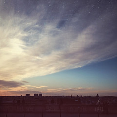 Looking out (Olly Denton) Tags: brussels sky urban 6 apple clouds stars mac view belgium eu bruxelles viewpoint ios iphone bxl viewingspot vsco iphone6 vscocam