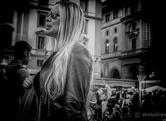 Firenze, Italy...street (raffaellobito) Tags: street italy donne firenze