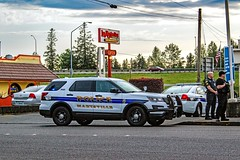 Marysville Police Department (andrewkim101) Tags: county ford chevrolet washington state police utility wa suv marysville department interceptor caprice snohomish ppv 2016