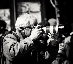 St.Patrick's day parade (vinnie saxon) Tags: camera blackandwhite irish monochrome canon march nikon day photographer montreal parade stpatrick defile 2016 llens nikoniste