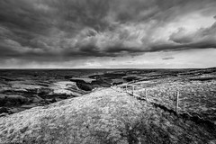 Here Comes The Rain Again! (Explored 25/04/16) Thankyou All (dazzbo1) Tags: storm rain yorkshire hills valley holme