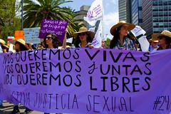 20160424 VIVAS NOS QUEREMOS CDMX (6) (ppwuichoperez) Tags: las primavera de nacional contra nos violencia marcha vivas morada genero queremos feminicidios cdmx machistas violencias vivasnosqueremos