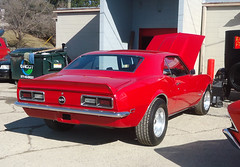 Chevrolet Camaro (*hajee) Tags: chevrolet ss camaro chevy 1967 1968 groot firstgeneration firstgen