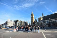 Big Ben (Monkey.d.tony) Tags: uk travel blue england sky london clouds nikon europe housesofparliament bigben tokina british  thepalaceofwestminster d7200