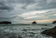 Llevantada (Cris_Figueras) Tags: vent mar mala cadaques