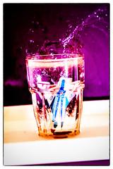 Take a drink (Giuseppe Tripodi) Tags: macro water glass drink