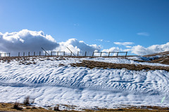 Fence and snow (allybeag) Tags: snow fence pennines