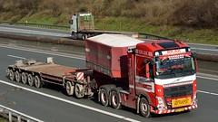 DK - SKAK >11< Volvo FH GL04 (BonsaiTruck) Tags: truck volvo 11 lorry camion trucks lastwagen lorries lkw skak lastzug