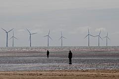 Crosby (Nanooki) Tags: beach statues crosby antonygormley anotherplace