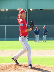 2016 Red Sox Spring Training - Workouts (murphman61) Tags: boston spring baseball florida redsox fl practice ftmyers springtraining fielding leecounty mlb fortmyers majorleague workouts jetbluepark