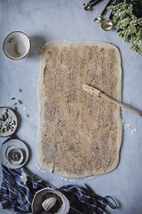 Salted Swedish Cardamom Buns by Eva Kosmas Flores | Adventures in Cooking (Eva Kosmas Flores) Tags: bread recipe dessert sweet cinnamon sticky salt swedish salty buns pastry rolls yeast cardamom salted