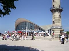 Strandmuschel ... (bayernernst) Tags: juni deutschland warnemnde hafen mecklenburgvorpommern 2014 seebad seebadwarnemnde 09062014 snc18480