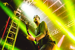All Time Low @ Echostage - Washington, D.C. // Shot by Jake Lahah