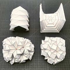 (mike.tanis) Tags: art architecture paper design origami pleats