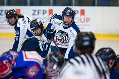 HC Bl Tygi Liberec -  HC Dn (pixilla.de) Tags: sport europa tschechien mdchen eishockey liberec decin bilitygri
