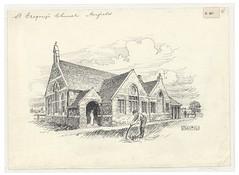 Loxton E461 (Bristol Libraries) Tags: uk church st bristol gregorys horfield