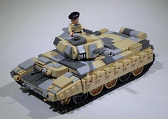 Crusader rides again! 2016 here we come!!! (Project Azazel) Tags: tank lego military pa ww2 vehicle custom legotank legomilitary projectazazel legomilitarymodel