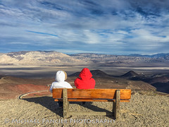 Enjoying the View at Father Crowley Point (Michael Pancier Photography) Tags: california travel landscape outdoors us unitedstates desert deathvalley nationalparks americathebeautiful naturephotography fathercrowleypoint americansouthwest deathvalleynationalpark travelphotography landscapephotography commercialphotography naturephotographer editorialphotography michaelpancier michaelpancierphotography landscapephotographer fineartphotographer michaelapancier americasnationalparks wwwmichaelpancierphotographycom