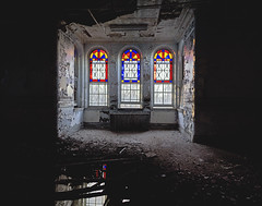 Hudson River State Hospital (Jonnie Lynn Lace) Tags: abandoned ruins decay derelict decaying modernruins abandonedny hrsh abandonednewyork abandonedamerica