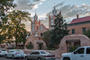 Albuquerque, old downtown (mrBunin) Tags: albuquerque old downtown church sky city san felipe de neri parish philosophyoflife