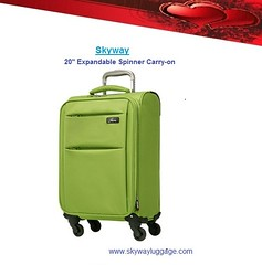 "FL-Air 20"" Expandable Spinner Carry-on (skyway luggage) Tags: bag luggage carryon skyway skywaybag"