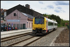 NMBS / SNCB 4120 Berze 15052013 (W. Daelmans) Tags: train diesel alstom nmbs sncb 4120 ar41 mw41