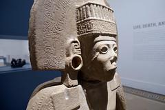 Huastec Life-Death Figure