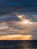 sky in god mode (angeloangelo) Tags: ocean sunset sky water clouds hawaii maui shafts godlight
