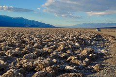 Devils Golf Course, Death Valley National Park (faungg's photos) Tags: california travel usa nature landscape us nationalpark roadtrip salty land deathvalley    ontheroad devilsgolfcourse  weat