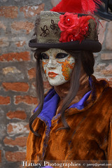 Carnaval de Venise 2016 01739 (Hatuey Photographies) Tags: 2016 carnavaldevenise hatueyphotographies italie venise venise2016 voyageàvenise carnevaleduvenezia venezia italy italia carnival masque mask carnavaldevenise2016