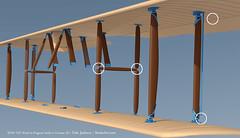 SPADXIII-WIP 94 (StratoArt) Tags: history 3d aircraft aviation military wwi cinema4d warbird biplane warplane spad xiii