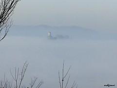 fog (archgionni) Tags: winter panorama fog landscape hills cupola dome nebbia inverno colline
