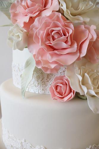 Lush Pink Flowers