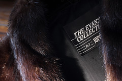 OOH La La - Macro Monday (TuthFaree) Tags: brown fur coat tag mink macromonday