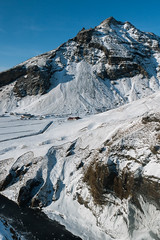 1680 (cristianachivarria) Tags: winter mountain snow nature landscape iceland skogafoss skogar projectweather