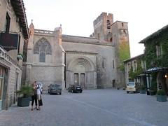 2010 09 08 Francia - Linguadoca Rossiglione - Carcassonne - Cathdrale de St Nazaire_0810 (Kapo Konga) Tags: francia carcassonne ferie languedocroussillon citta cittamedievale