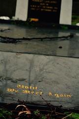 - Until we meet again - (j.esi1) Tags: london cemetery nikon kensalgreen londonist nikond5200