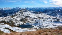 Snser Spitze (2061m) summit view, looking south-southeast. (Tijs Michels) Tags: bregenzerwald glatthorn